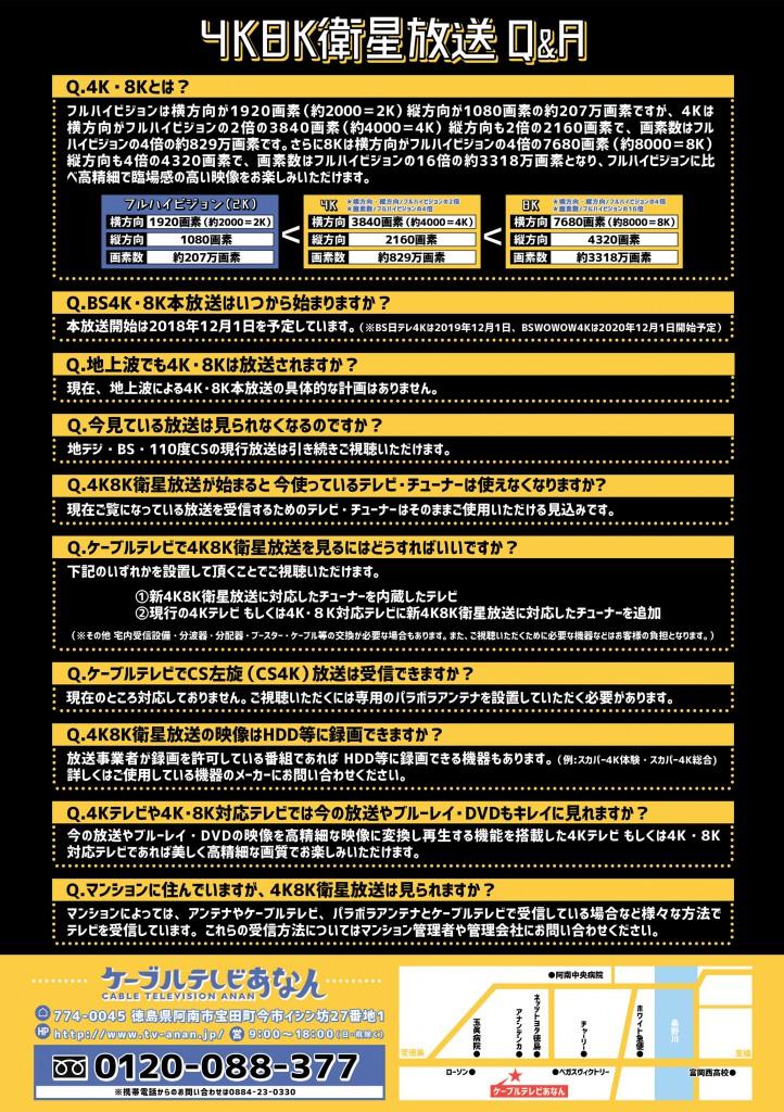 【Q&Aweb用】新衛星放送ガイド